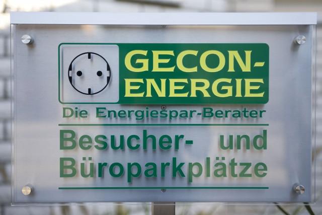 Für Gecon-Energie Besucher